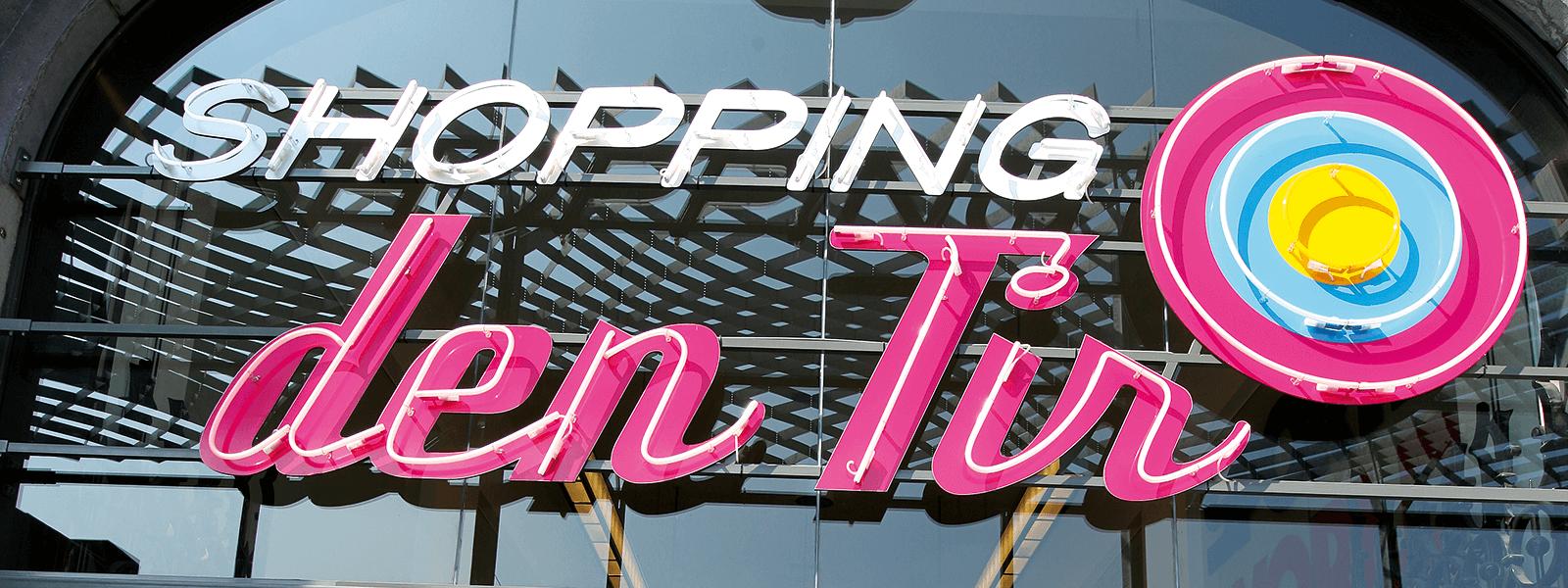 Shopping Den Tir algemeen beeld